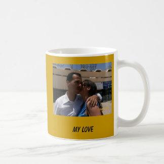 Mi amor - modificado para requisitos particulares tazas de café