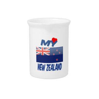 Mi amor Nueva Zelanda Jarra De Beber