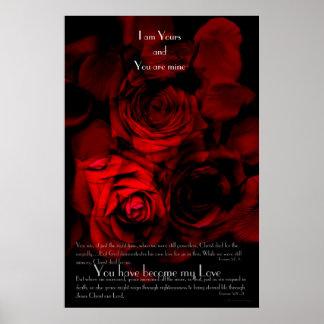 Mi amor póster