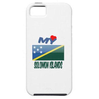 Mi amor Solomon Island iPhone 5 Cárcasas