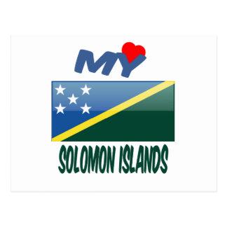 Mi amor Solomon Island Postales