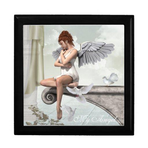 MI ángel Joyero Cuadrado Grande
