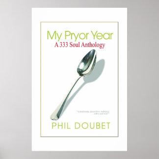 Mi año de Pryor Póster