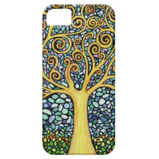 Mi árbol de la vida iPhone 5 cárcasa