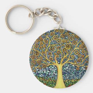 Mi árbol de la vida llaveros personalizados
