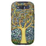 Mi árbol de la vida samsung galaxy s3 cárcasas
