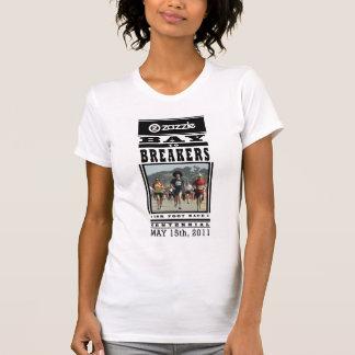 Mi bahía a la camiseta de la foto de los poleras
