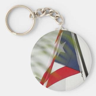 Mi Bandera Keychain