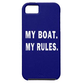 Mi barco. Mis reglas - canotaje divertido Funda Para iPhone SE/5/5s