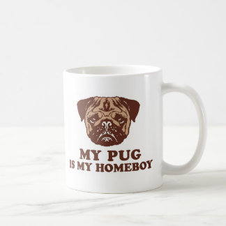 Mi barro amasado es mi Homeboy Taza De Café