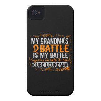 Mi batalla abuela de demasiado 2 leucemias iPhone 4 funda