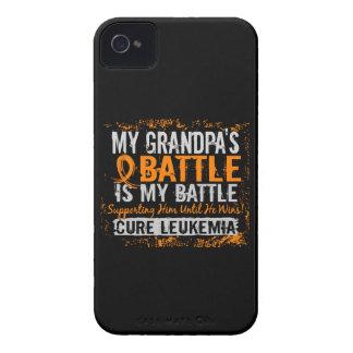 Mi batalla abuelo de demasiado 2 leucemias Case-Mate iPhone 4 cobertura