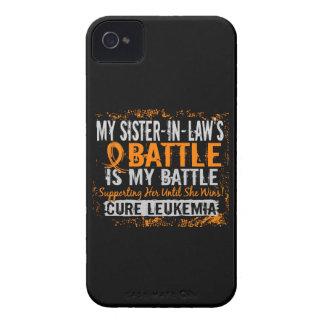Mi batalla cuñada de demasiado 2 leucemias iPhone 4 Case-Mate funda