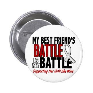 Mi batalla demasiado 1 CÁNCER del mejor amigo ELL Pin