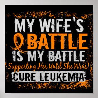 Mi batalla esposa de demasiado 2 leucemias impresiones