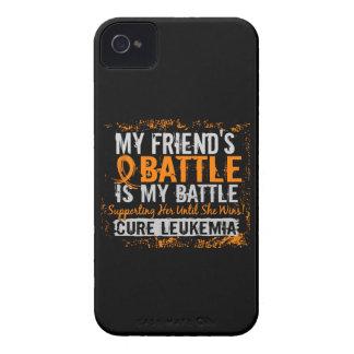 Mi batalla hembra del amigo de demasiado 2 Case-Mate iPhone 4 protectores