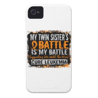 Mi batalla hermana gemela de demasiado 2 leucemias iPhone 4 Case-Mate protectores