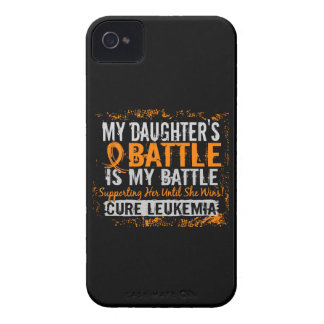 Mi batalla hija de demasiado 2 leucemias Case-Mate iPhone 4 coberturas