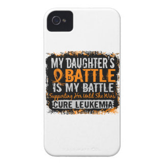 Mi batalla hija de demasiado 2 leucemias Case-Mate iPhone 4 protector