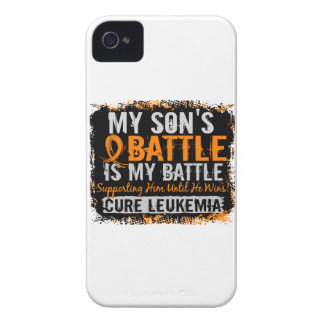 Mi batalla hijo de demasiado 2 leucemias Case-Mate iPhone 4 coberturas