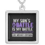 Mi batalla linfoma de Hodgkins de demasiado 2 hijo Grimpolas Personalizadas