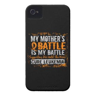 Mi batalla madre de demasiado 2 leucemias iPhone 4 Case-Mate cárcasas