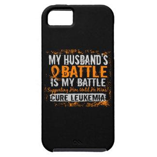 Mi batalla marido de demasiado 2 leucemias iPhone 5 Case-Mate cobertura