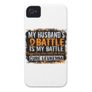 Mi batalla marido de demasiado 2 leucemias iPhone 4 Case-Mate coberturas