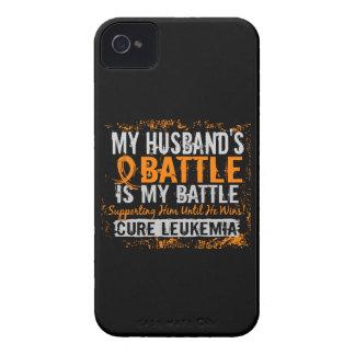 Mi batalla marido de demasiado 2 leucemias iPhone 4 carcasa
