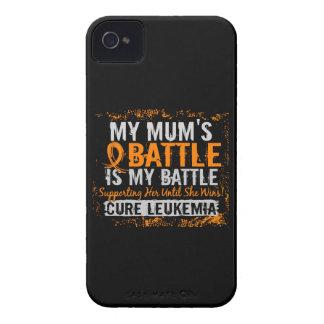Mi batalla momia de demasiado 2 leucemias iPhone 4 cobertura