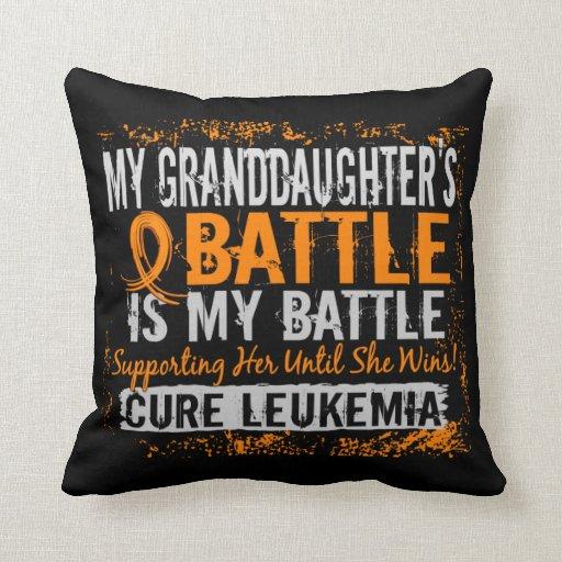 Mi batalla nieta de demasiado 2 leucemias almohada