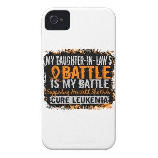 Mi batalla nuera de demasiado 2 leucemias iPhone 4 Case-Mate cobertura