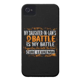 Mi batalla nuera de demasiado 2 leucemias iPhone 4 Case-Mate cárcasas