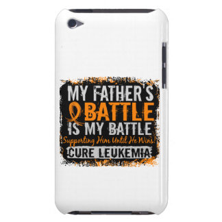 Mi batalla padre de demasiado 2 leucemias iPod touch Case-Mate protector