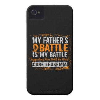 Mi batalla padre de demasiado 2 leucemias iPhone 4 cárcasa
