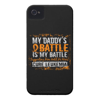 Mi batalla papá de demasiado 2 leucemias iPhone 4 carcasa