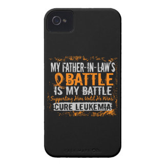 Mi batalla suegro de demasiado 2 leucemias iPhone 4 Case-Mate funda
