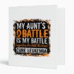 Mi batalla tía de demasiado 2 leucemias