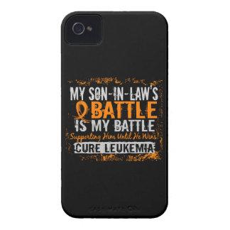Mi batalla yerno de demasiado 2 leucemias iPhone 4 Case-Mate cárcasa