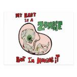 Mi bebé es un zombi postal