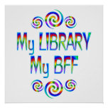 Mi biblioteca BFF Poster