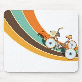 Mi bici retra tapete de raton