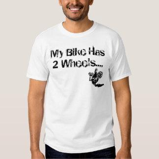 Mi bici tiene 2 ruedas…. playeras