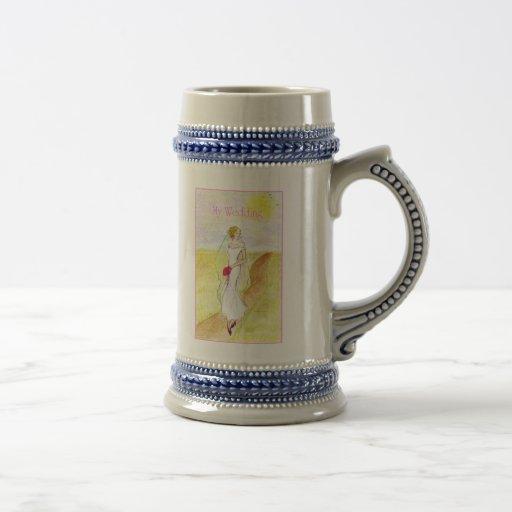 Mi boda taza de café