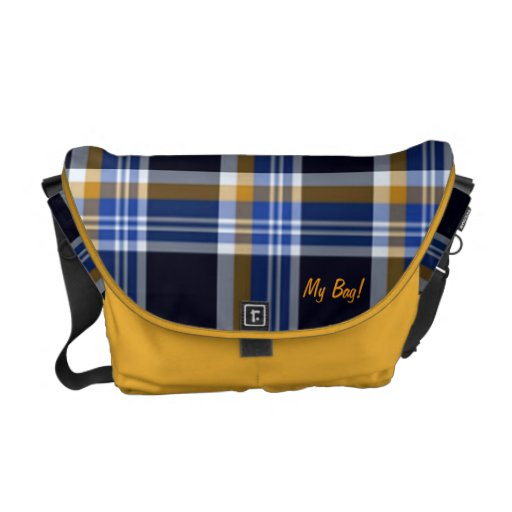 ¡Mi bolso! Bolsa Messenger