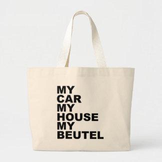 Mi bolso de Beutel Bolsa Tela Grande