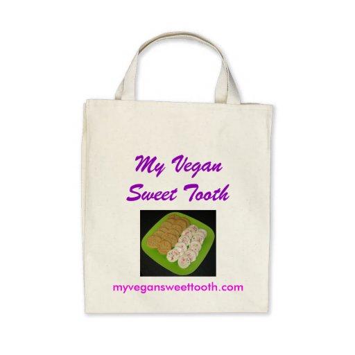 Mi bolso de ultramarinos orgánico del gusto por lo bolsas