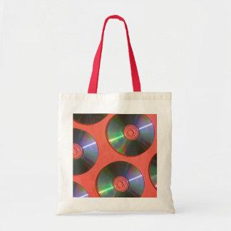 ¡Mi bolso del disco compacto! Bolsa Tela Barata