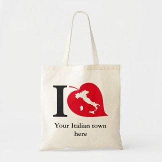 Mi bolso italiano bolsa tela barata