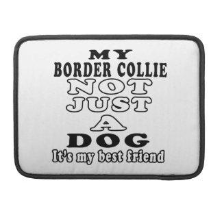 Mi border collie no apenas un perro funda para macbook pro